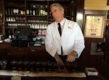 Irish coffee at the Buena Vista!