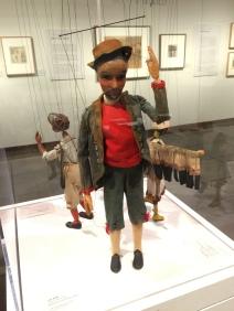 Marionettes by Gustave Baumann