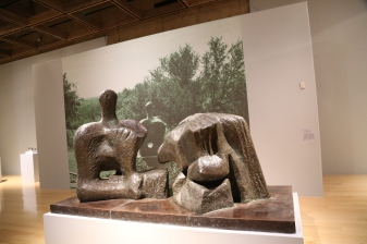 Henry Moore - Two Piece Reclining