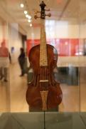The Carlo IX violin, Andrea Amati, 1505-1577, founding father of the violin