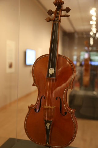 Violino Barocco, 1941, Sacconi