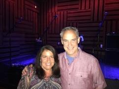Cathy & Don at Shawn Mullins