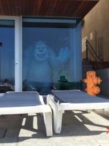 Pixar characters galore!