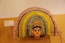 Durga Hindu Mother Mask - India