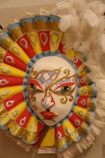 Bahamas Junkanoo Festival Mask