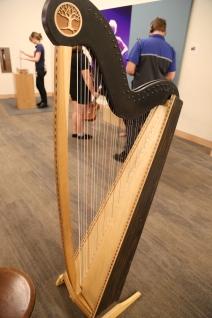 My harp!
