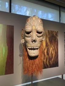 Thomas Kain - celebratory mask
