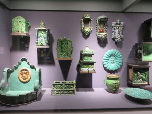 Hafnerware vessels