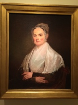 Lucretia Mott, launched the women's civil right movement with Elizabeth Cady Stanton at Seneca Falls, NY convention