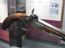 Andrew Jackson's pistol (1840)