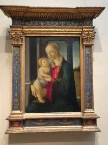 Madonna and Child - Botticelli