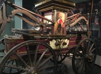 Hand Pumped Fire Engine (1842)