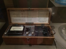 Colorimeter, Tchelistcheff used this to analyze colors of wine and measure acidity levels