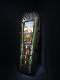 Nokia cell phone coffin, Ghana, enough said (though I LOVED that phone, so intuitive!)