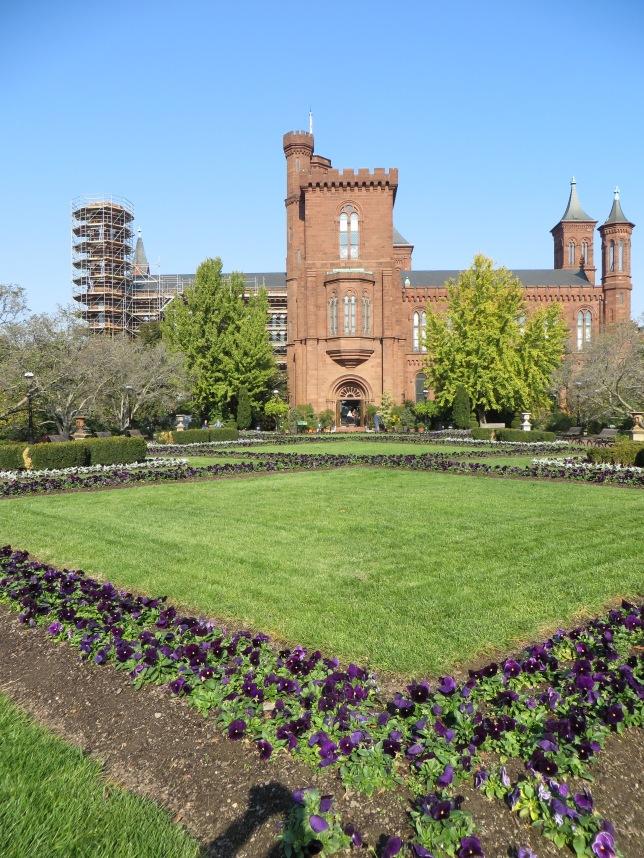 Parterres ornamental garden style