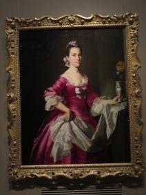Mrs George Watson, John Singleton Copley (1765)
