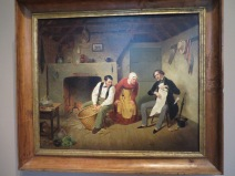The Speculator, Edmonds (1852) - he's selling land