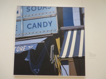 Candy, Cottingham (1979), used his camera as a high speed sketchbook