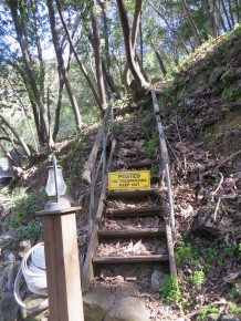Stairway to Nowhere?