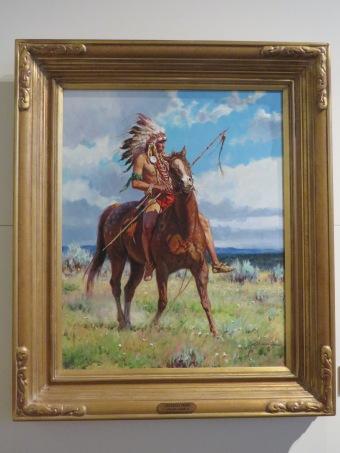 Cheyenne Pride, Martin Grelle