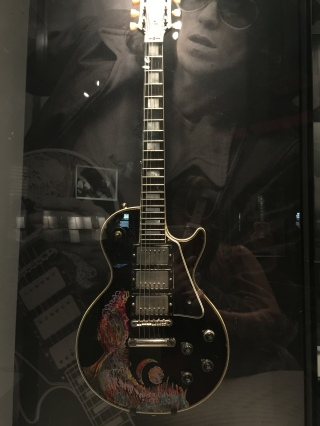 Keith Richards' 1957 Gibson Les Paul Hand-painted