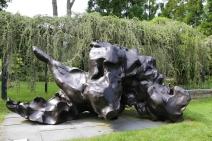 Reclining Figure, de Kooning