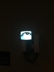 Wall Eye 1 - it was always feels like somebody's watching me, Alan Rath