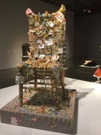 Bubble Gum Chair #3, The Art Guys