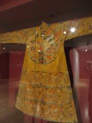 Tibetan Garment, Chinese Qing dynasty