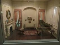 18th Century French Music Room