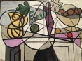 Pitcher and Fruit Bowl, PIcasso