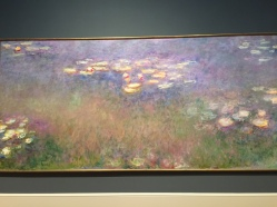 Water Lilies (never seen one this big), Monet